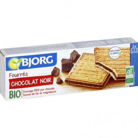 Goûters au chocolat noir Bio 225g BJORG