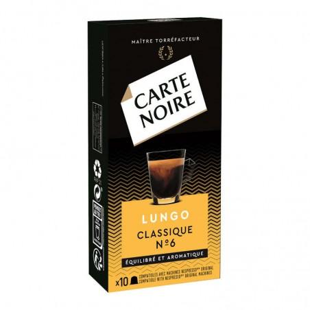 Café Lungo en capsules 56g CARTE NOIRE
