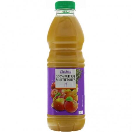 100 % Pur Jus multifruits 1L CASINO
