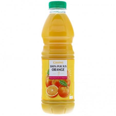 100% Pur Jus Orange 1L CASINO