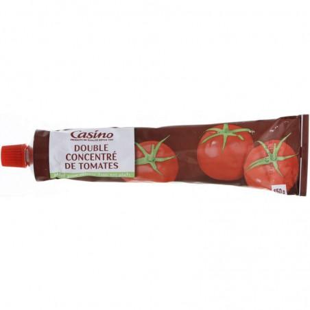 Double concentré de tomates 150g CASINO