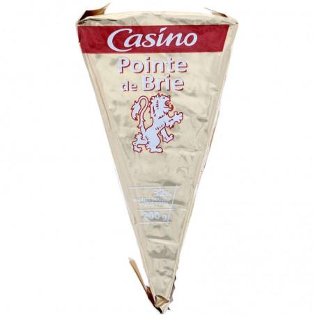 Pointe de Brie 200g CASINO