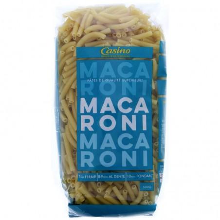 Macaroni 500g CASINO