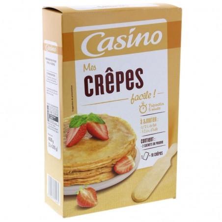 Mes crêpes facile 400g CASINO