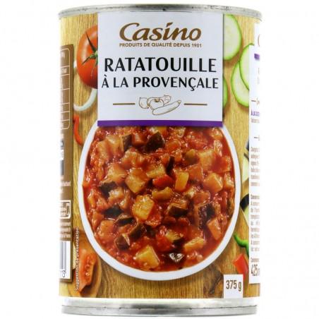 Ratatouille à la provençale 375g CASINO