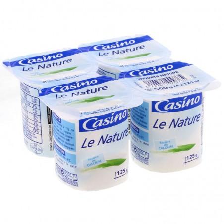 Le Nature 4x125g CASINO