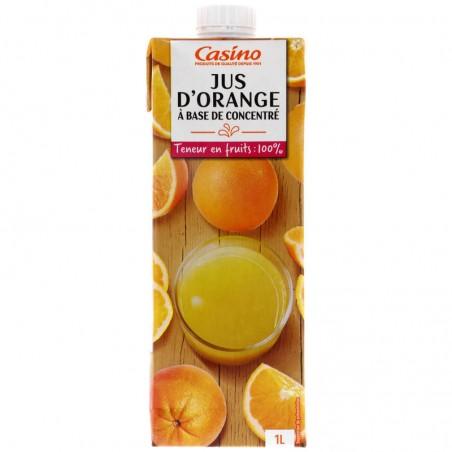 Jus d'orange 1L CASINO