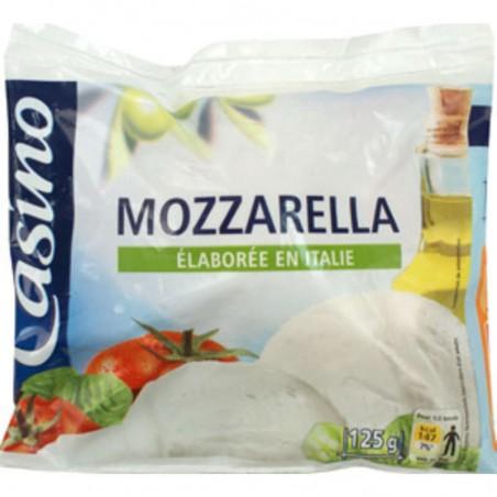 Mozzarella 125g CASINO