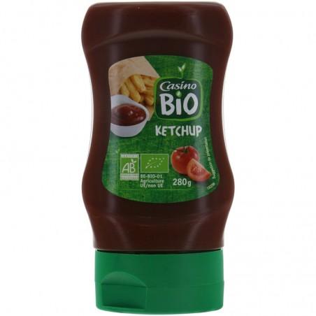Ketchup Bio 280g CASINO BIO