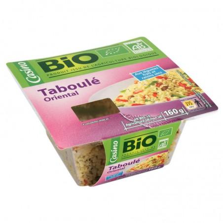 Taboulé oriental sauce vinaigrette 160g CASINO BIO
