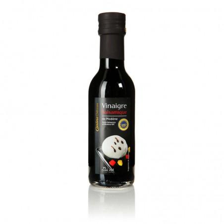 Vinaigre balsamique de Modène IGP 25cl CASINO DÉLICES