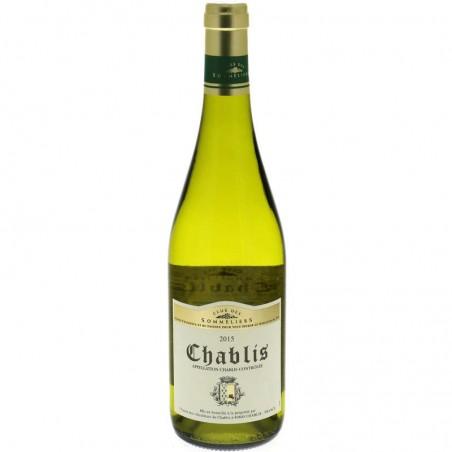 Chablis Blanc 75cl CLUB DES SOMMELIERS
