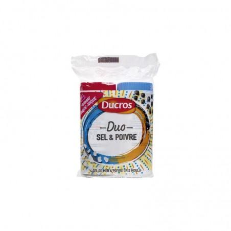 Lot sel et poivre 68g DUCROS
