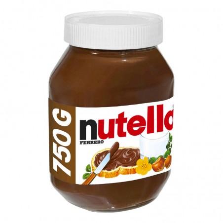 Pâte à tartiner Nutella 750g FERRERO