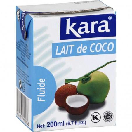 Lait de coco 200ml KARA