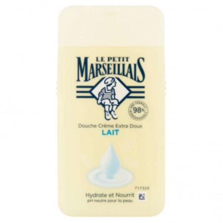 Douche crème Extra Doux au lait 250ml LE PETIT MARSEILLAIS