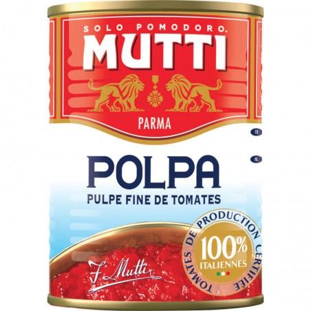 Concassée fine de tomates 400g MUTTI