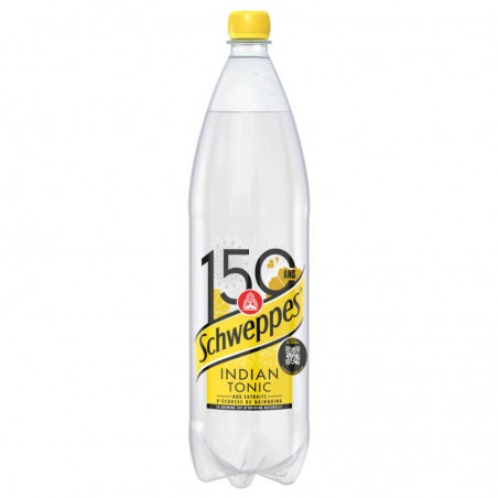 Indian tonic 1.5L SCHWEPPES