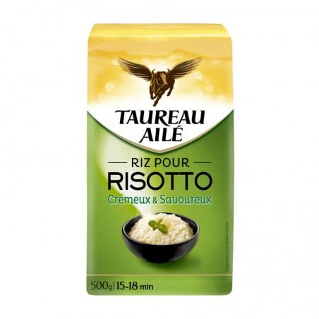 Riz arborio pour risotto 500g TAUREAU AILE