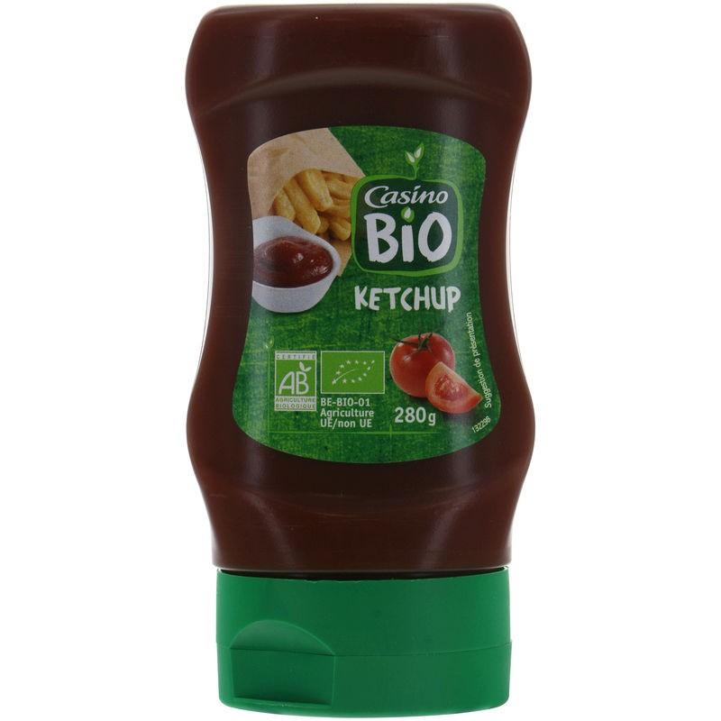 CASINO BIO Ketchup Bio 280g