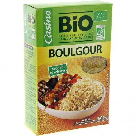 CASINO BIO Boulgour Bio 500g