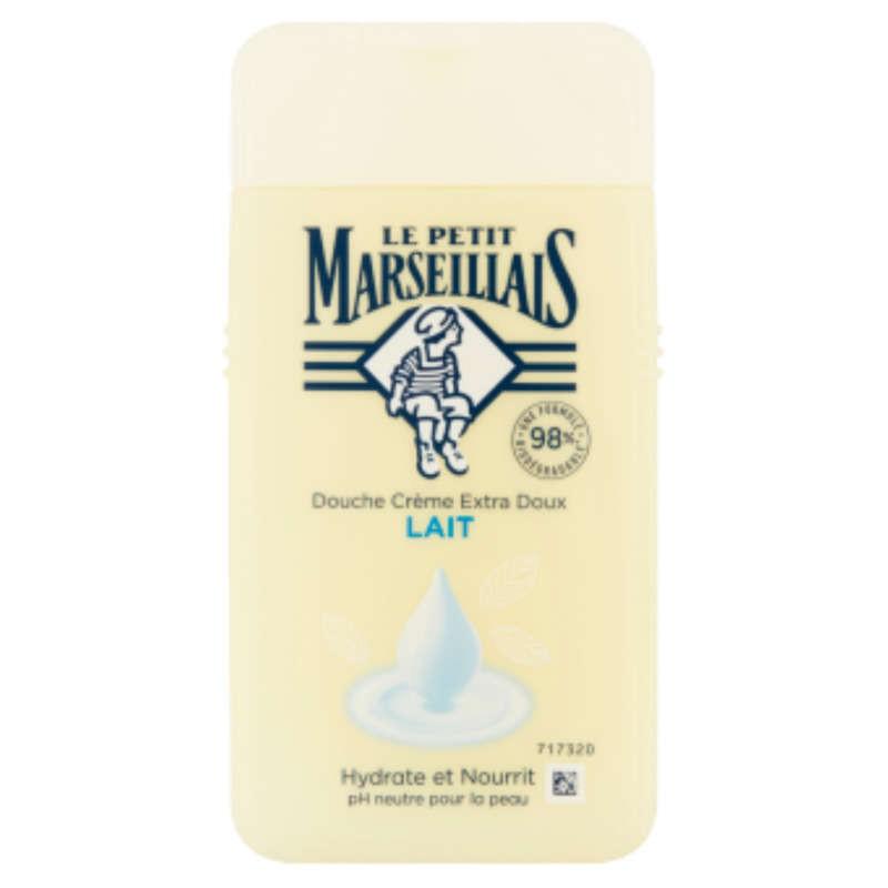 LE PETIT MARSEILLAIS Douche crème Extra Doux au lait 250ml